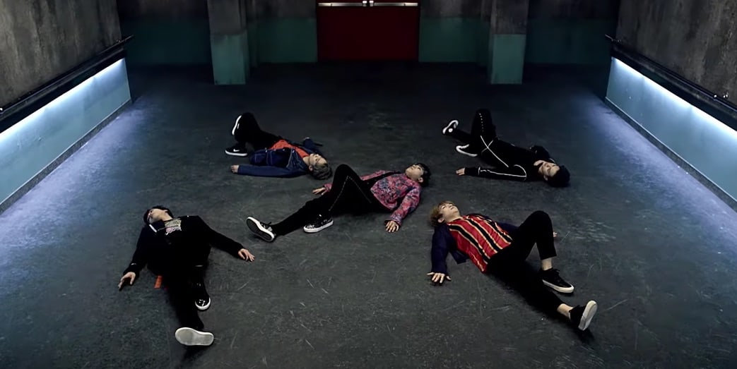 "Watch: Teen Top Is Tired Of Heartbreak In ""Love Is"" MV"