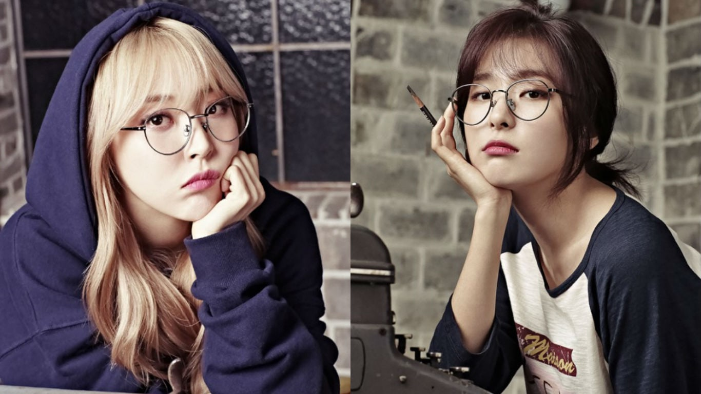 MAMAMOO's Moonbyul And Red Velvet's Seulgi Are Girl Crush Writers For New Variety Drama