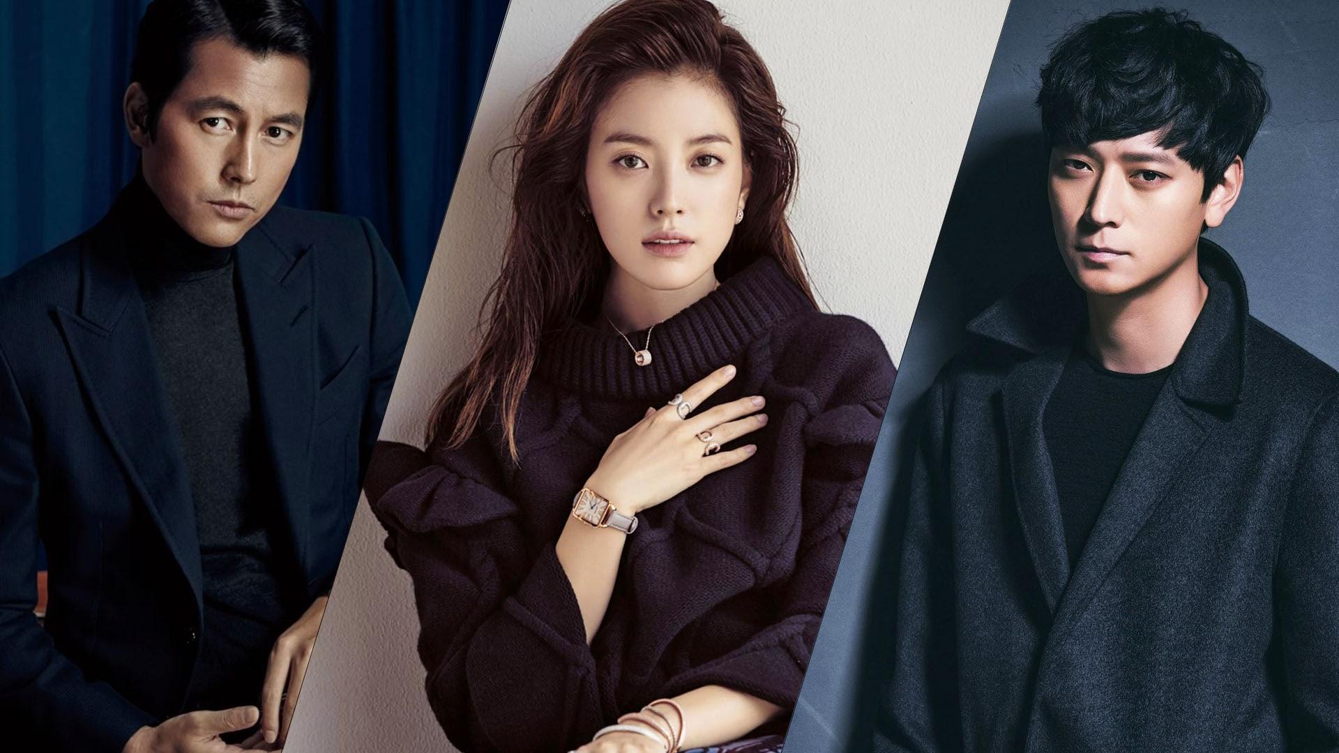 Han Hyo Joo, Kang Dong Won, And Jung Woo Sung To Potentially Star In New Movie Together