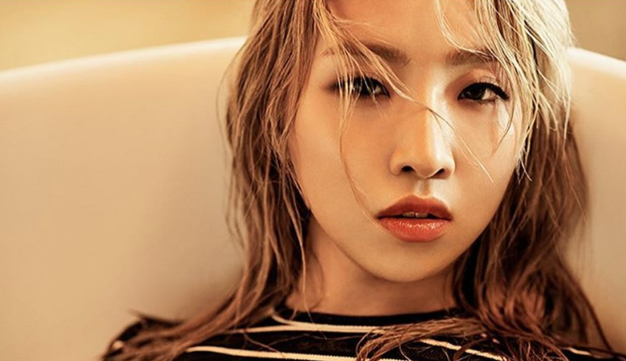 """Minzy's First Solo Debut Stage To Be Revealed On """"The Show"""""""
