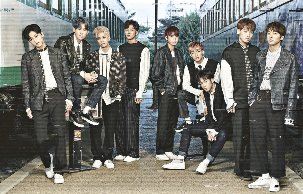 """Update: SF9 Unveils Unique, Hidden Teaser For Title Track """"Easy Love"""""""
