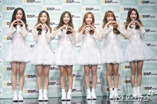 APRIL To Make A Comeback In May