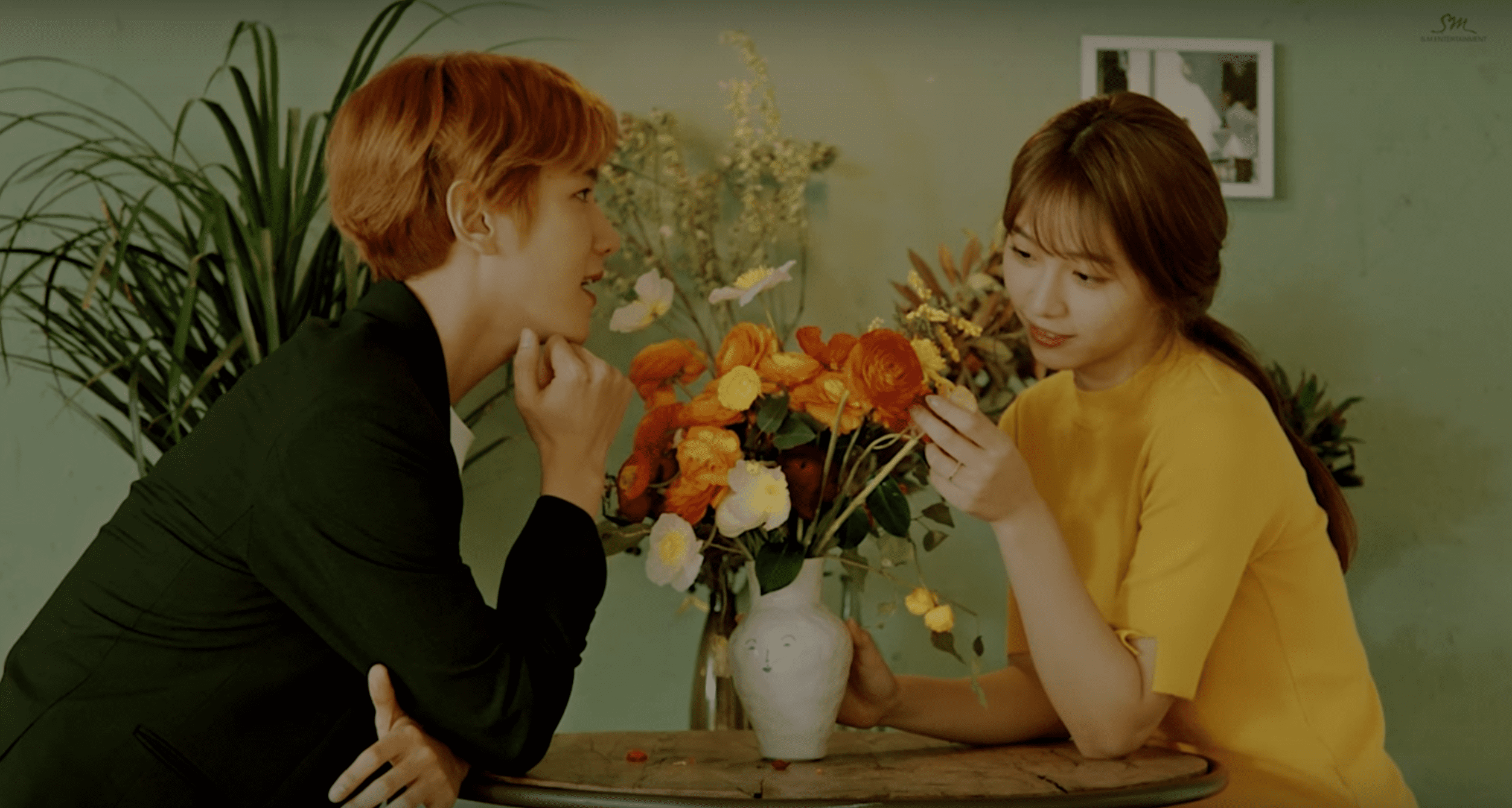 """Watch: EXO's Baekhyun Only Has Eyes For His Love In MV Teaser For """"Take You Home"""""""