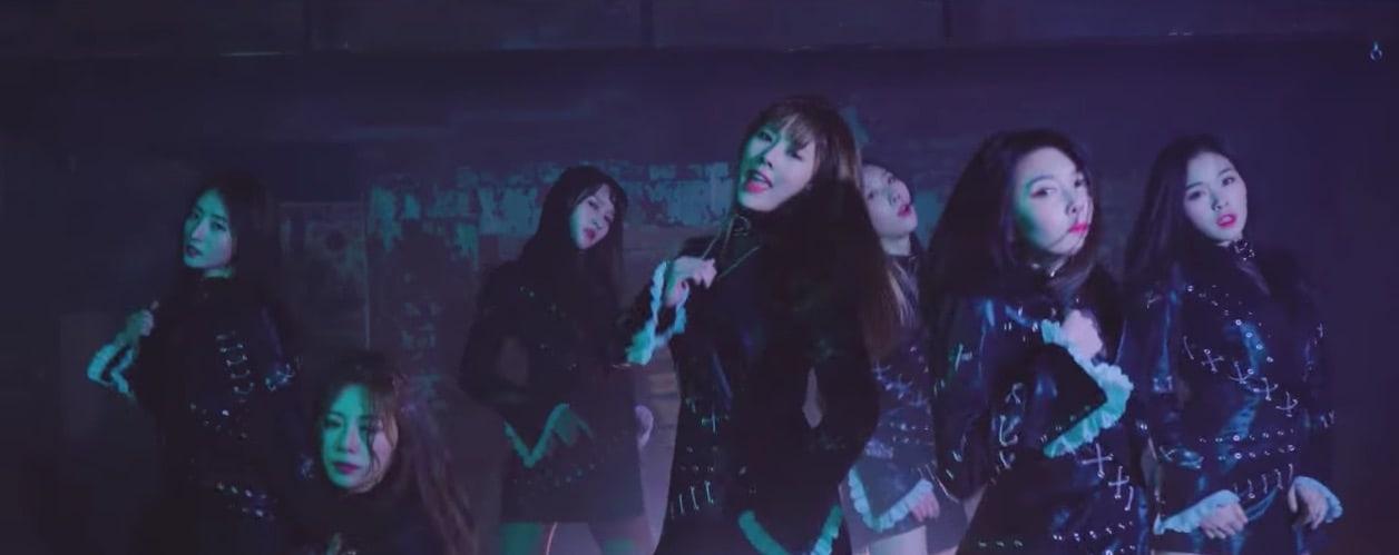 "Watch: DreamCatcher Impresses With Captivating Dance Version Of ""Good Night"" MV"