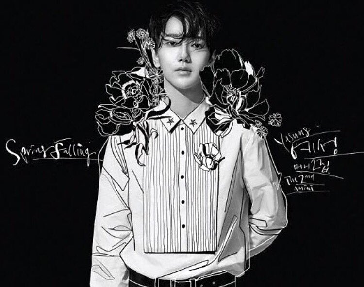 Super Junior's Yesung Reveals Teasers And Track List For Solo Album Featuring Kyuhyun