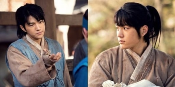 """""""Ruler: Master Of The Mask"""" Unveils Stills Of INFINITE L's First Historical Role"""