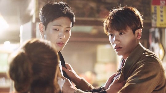 """The Fight For Do Bong Soon's Heart Heats Up In New Stills For """"Strong Woman Do Bong Soon"""""""
