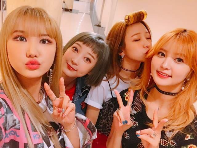 EXID Explains Why They Are Amazed By International Fans