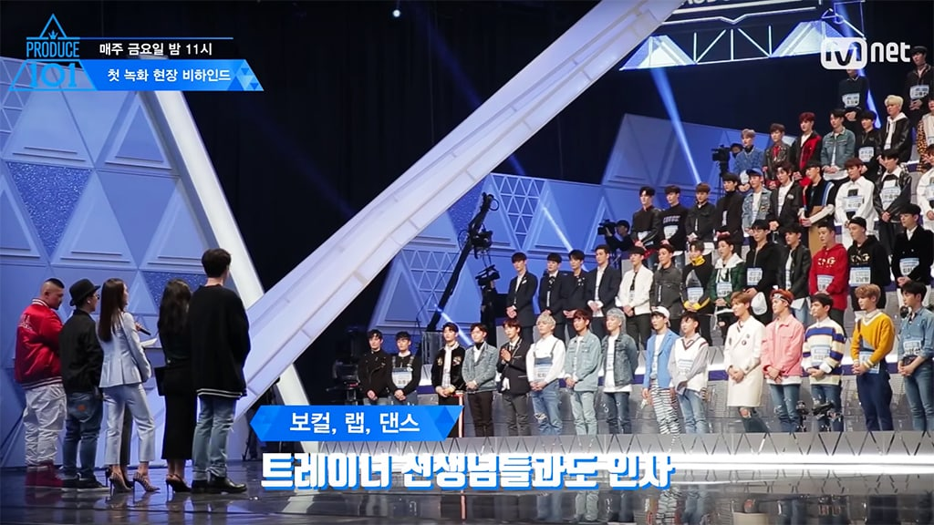 "Watch: Contestants Of ""Produce 101 Season 2"" Show Fighting Spirit In Behind-The-Scenes Video"