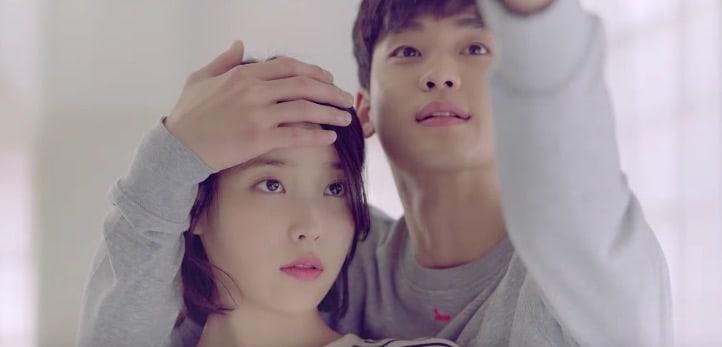 "Watch: IU And Kim Soo Hyun Get Romantic In ""Ending Scene"" MV Teaser"