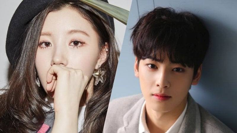 "PRISTIN's Xiyeon Joins ASTRO's Cha Eun Woo As New ""Music Core"" MC"