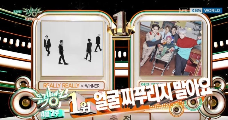 "Watch: Highlight Gets 8th Win For ""Plz Don't Be Sad"" On ""Music Bank,"" Performances By EXID, Jung Eun Ji, DAY6, And More"
