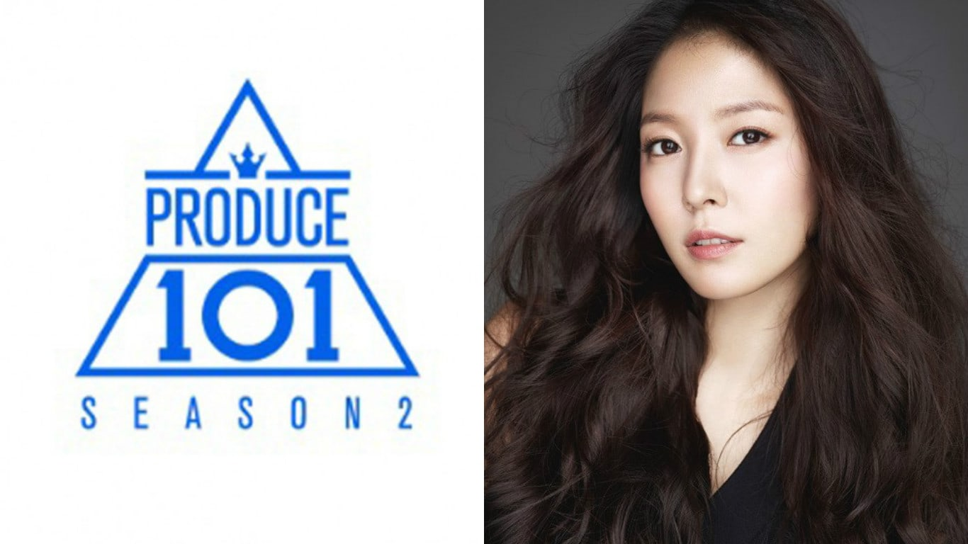 """BoA Shares Stories About Herself To Connect With Trainees On """"Produce 101 Season 2"""""""