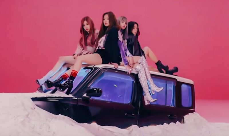 """BLACKPINK Soars To New Heights As MV For """"Whistle"""" Hits 100 Million Views"""