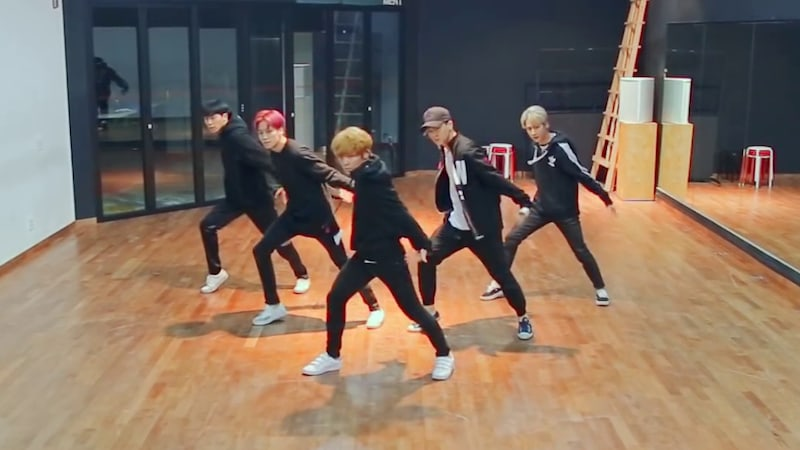 "Watch: Teen Top Impresses With Dance Practice Video For ""Love Is"""
