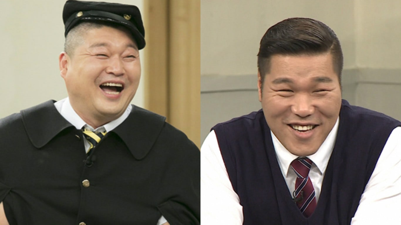 Kang Ho Dong And Seo Jang Hoon Undergo Drastic Transformations To Keep Ratings Promises