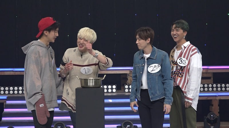 "Watch: WINNER Lets Loose For First Appearance On ""My Little Television"""