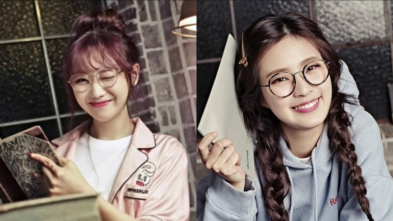 "Lovelyz's Soojung And SONAMOO's D.ana Are Ready To Get Down To Work For ""Idol Drama Operation Team"""