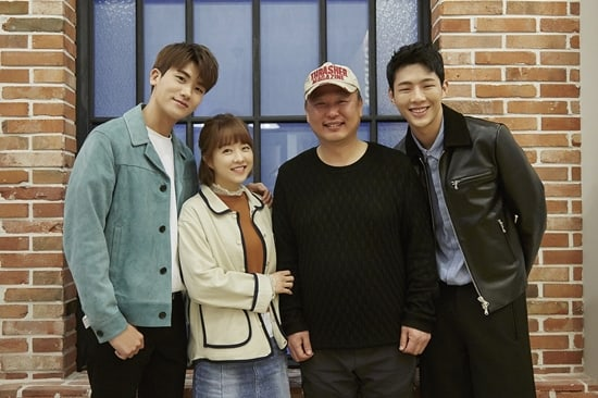 "Director Lee Hyung Min Thanks Park Bo Young And Park Hyung Sik For Their Work In ""Strong Woman Do Bong Soon"""