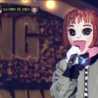 "Former Girl Group Member Turned Actress Wows On MBC's ""King Of Masked Singer"""