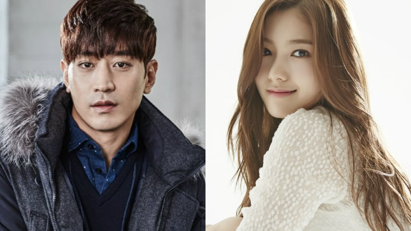 Shinhwa's Eric To Marry Actress Na Hye Mi In July