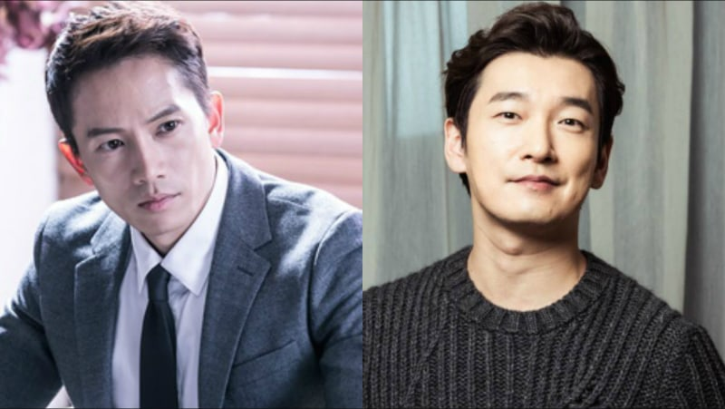 Ji Sung And Cho Seung Woo Considering Roles In Upcoming Film