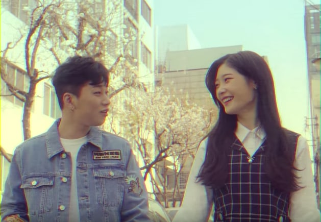 Watch: DinDin Is Super Super Lonely In New MV Featuring DIAs Jung Chaeyeon