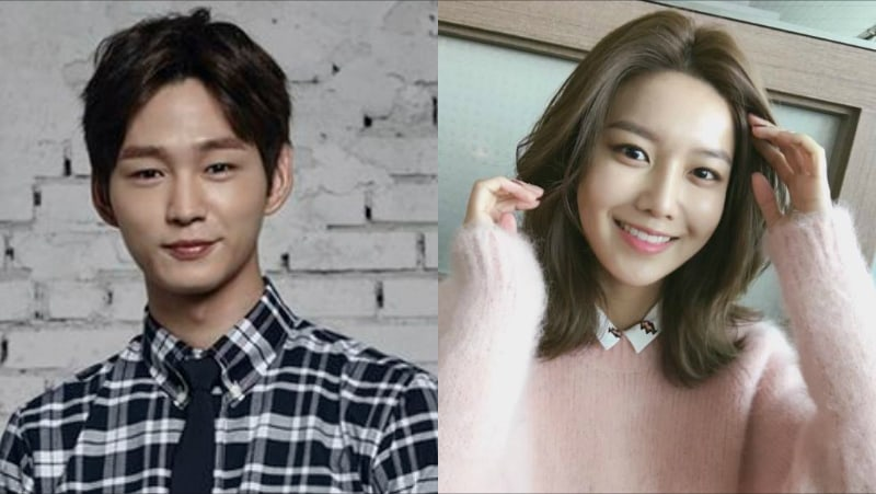 Lee Won Geun To Join Girls' Generation's Sooyoung For New Web Drama