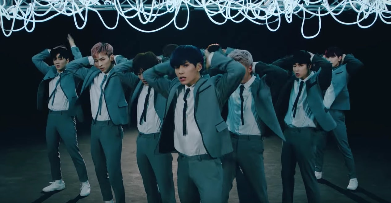 """Watch: SF9 Is Smooth And Sexy In """"Easy Love"""" MV"""