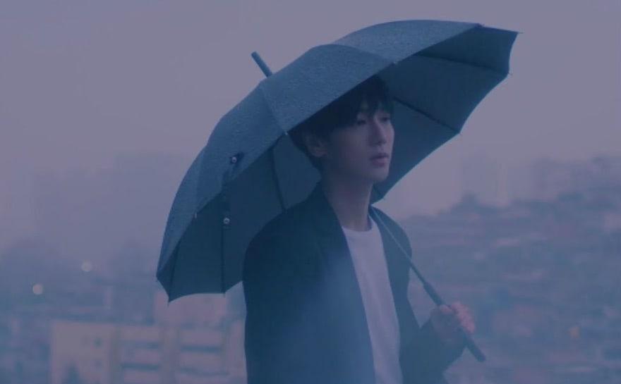 "Watch: Super Junior's Yesung Makes Your Heart Weep In ""Paper Umbrella"" MV"