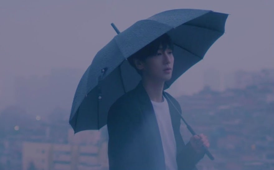 "Watch: Super Junior's Yesung Makes Your Heart Weep In ""Paper Umbrella"" MV"