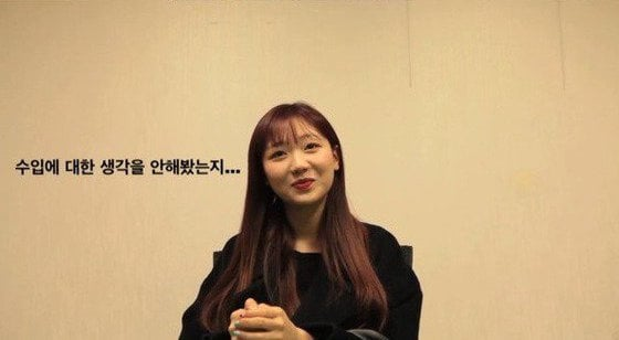Lovelyz's Soojung Reveals What She Wants To Do Most With Her Future Income