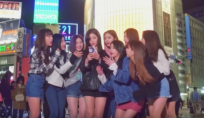 "Watch: DIA Wants To Date You In ""Will You Go Out With Me"" MV"