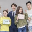 Lee Si Young, Kim Young Kwang, SHINee's Key, And More Gather For Table Read Of Upcoming Action Drama
