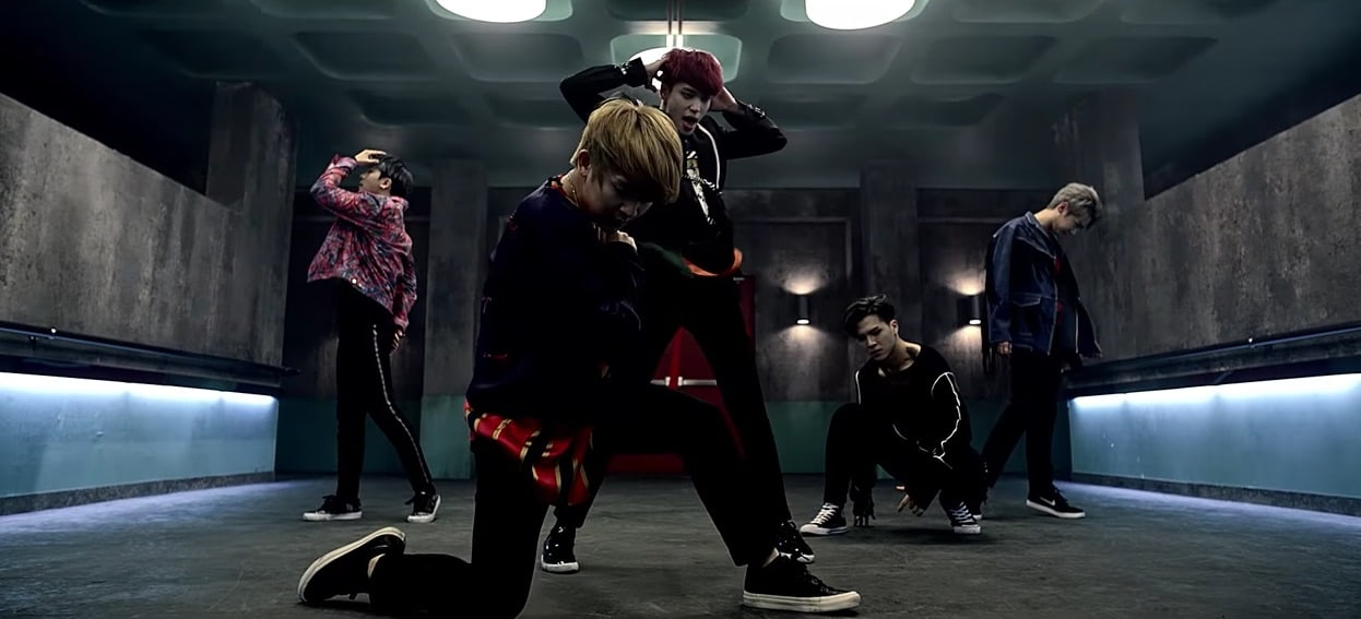 "Watch: Teen Top Shines With Dance Version Of ""Love Is"" Music Video"