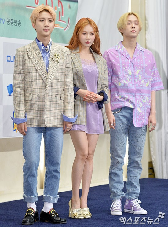 HyunA Talks About Pressures Of Coming Back With Triple H After Success Of Trouble Maker