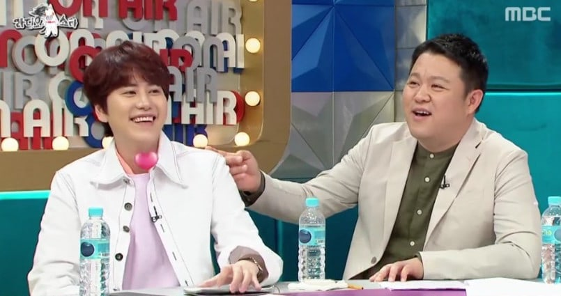 Super Juniors Kyuhyun Mysteriously Knows Where 2PMs Junho Lives