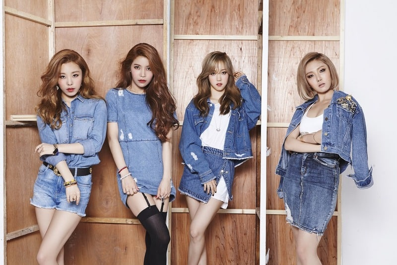 MAMAMOOs Agency Confirms Plans For Summer Comeback