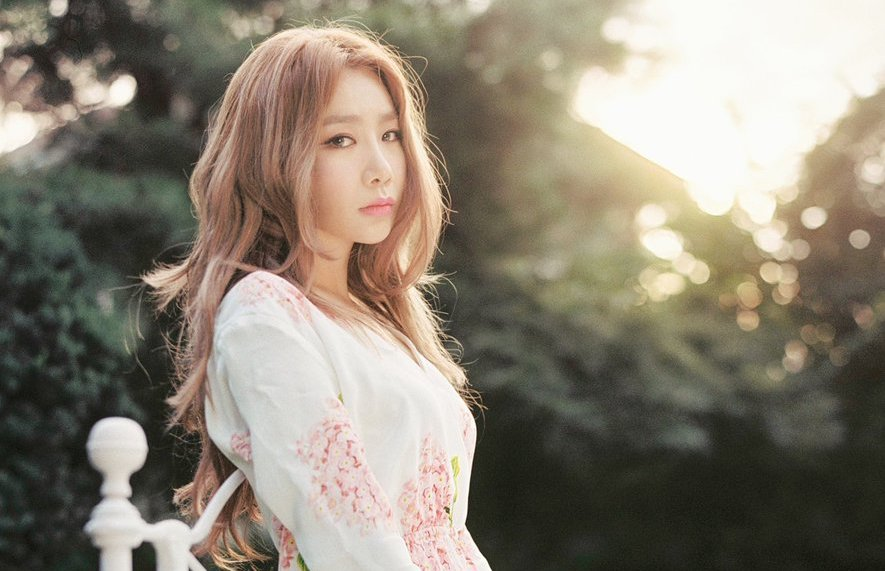 Brown Eyed Girlss JeA Announces New Single With Stunning Teaser Images