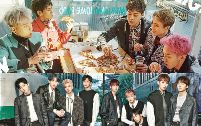 Highlight And SF9 To Join KCON 2017 NY Lineup