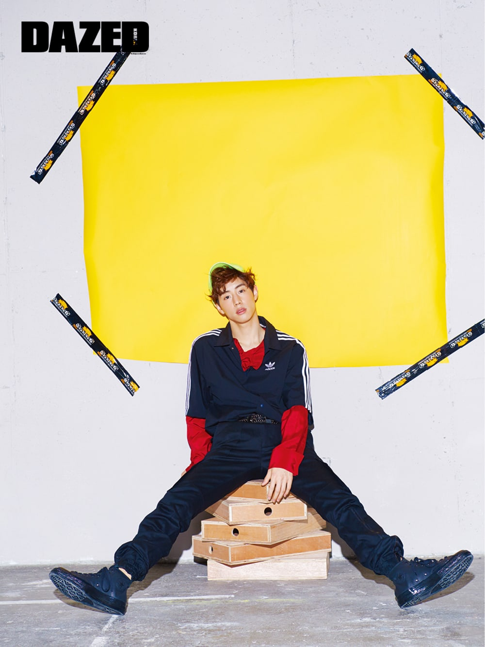 """GOT7's Mark Dishes On Fashion, """"Law Of The Jungle,"""" And Upcoming Concert"""