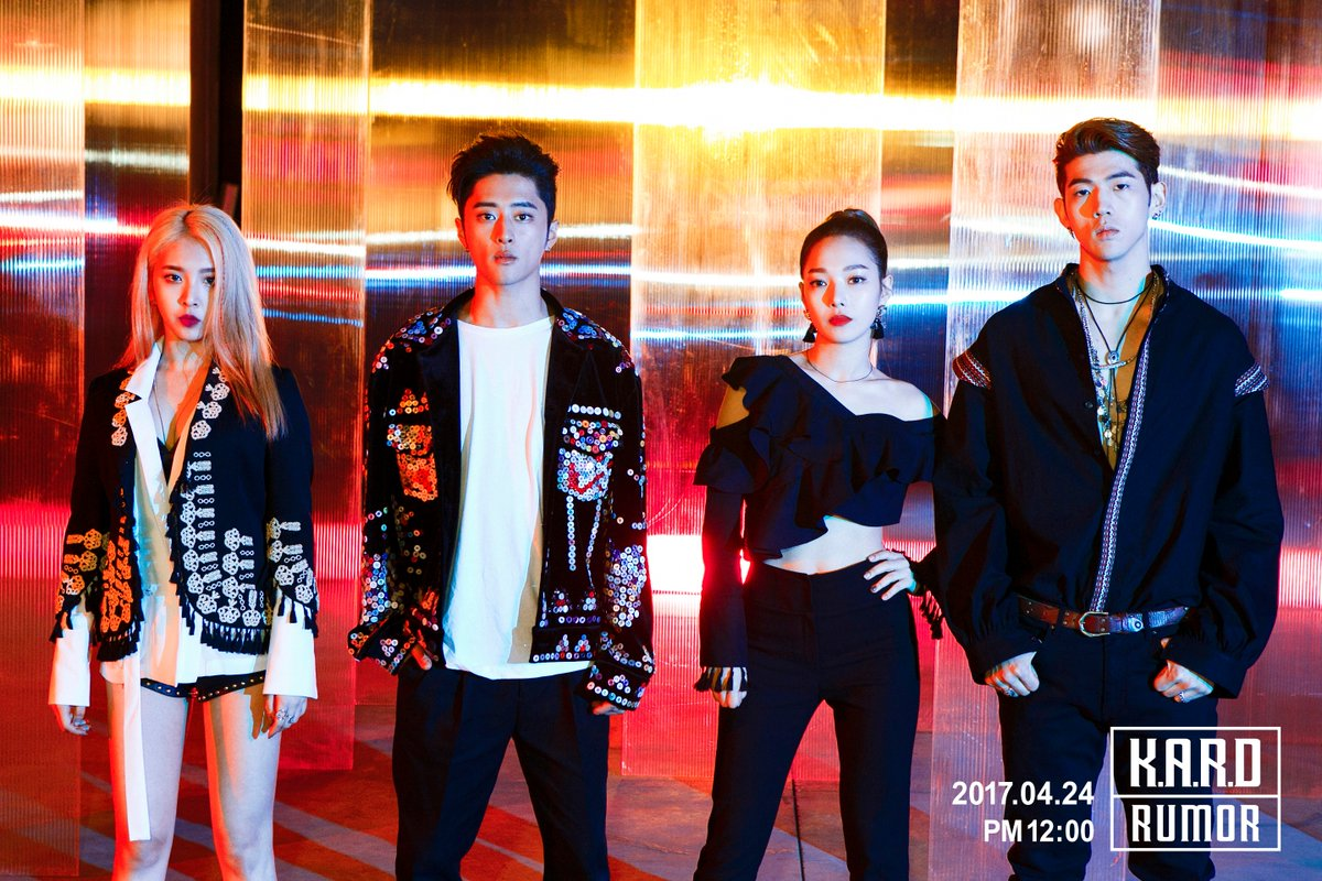 K.A.R.D Named Global Ambassadors Of LG Electronicss G6 Smartphone