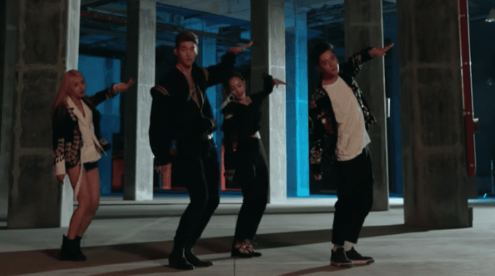 """Watch: K.A.R.D Adds To Comeback Hype And Reveals Key Dance Move Of """"Rumor"""""""