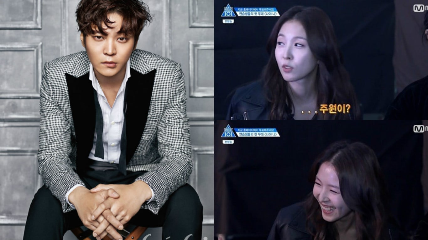 Boa Brings The Laughs When She Mishears Idol S Name For Her