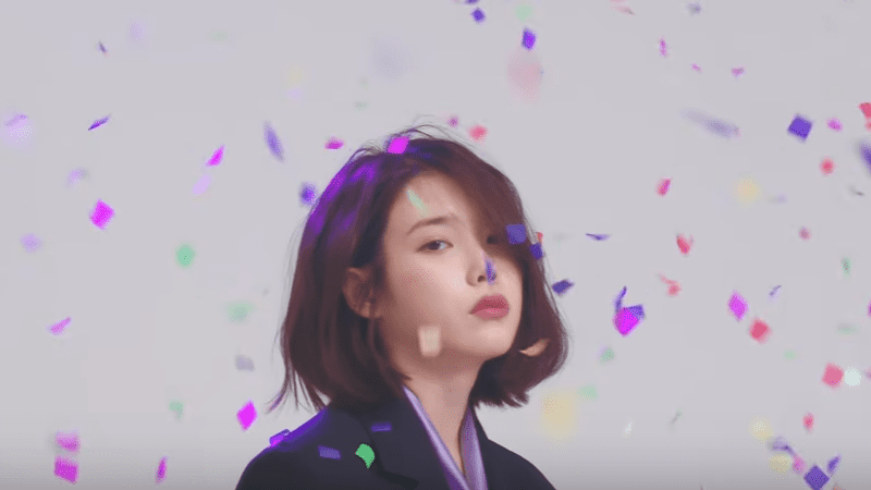IU Continues To Make Her Mark On Music Charts With Yet Another All-Kill