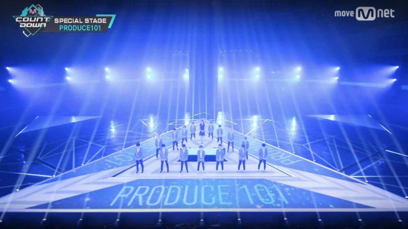"""""""Produce 101 Season 2"""" Reveals Vote-Based Rankings For Week 3"""