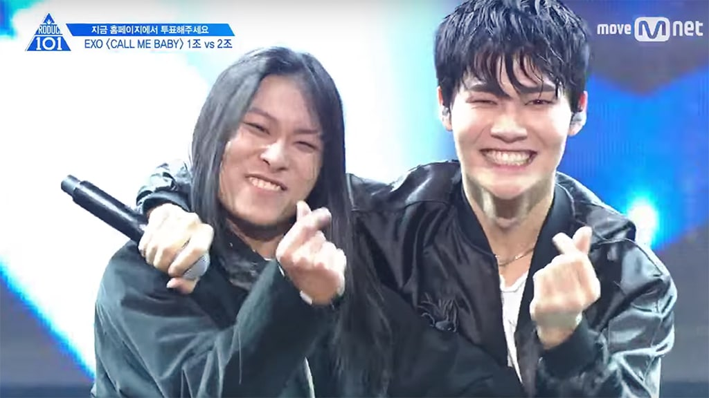 """Watch: """"Produce 101 Season 2"""" Trainees Cover EXO, 2PM, And More + Unprecedented Shifts In Class Ranks"""