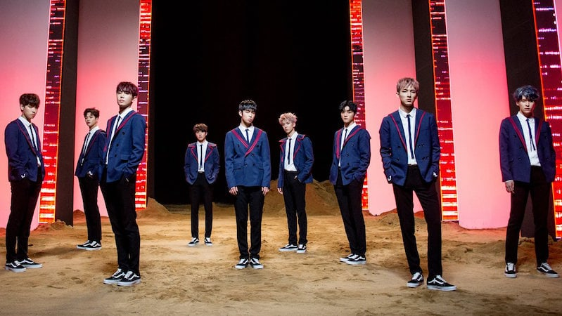 SF9 Tops Global iTunes K-Pop Charts With Easy Love