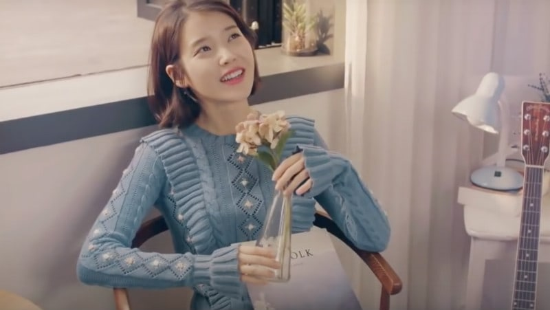 Watch: IU Talks About Her Girl Crushes And More In 52 Question Interview With Dingo