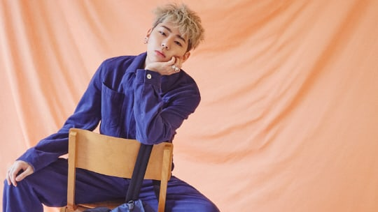 Zico Talks About Being A Romanticist And Goals As A Producer In Marie Claire